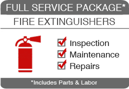 Fire Extinguisher Maintenance (SWAP)