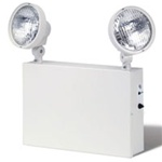 12V 50W Metal Industrial Emergency Light supplied by Fire Extinguishers Chicago, Protectco Inc