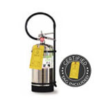 6 L Class K Wet Chemical Fire Extinguisher